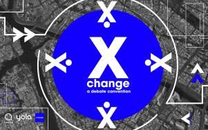 X-change: A Debate Convention