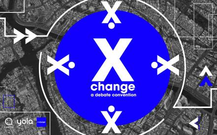 X-change: A Debate Convention