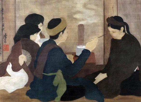 Neoclassicism-inspired art in Vietnam